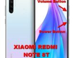 hard reset xiaomi redmi note 8t