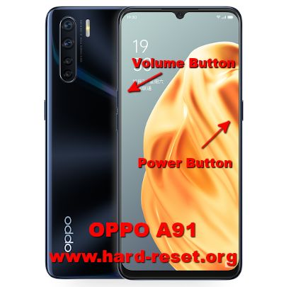 hard reset_oppo_a91