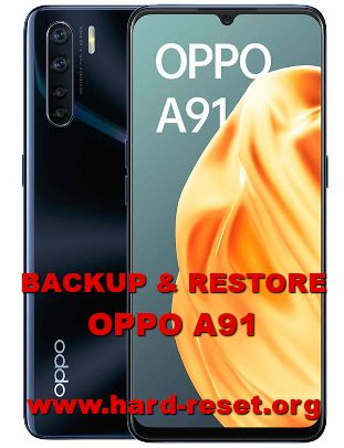how to backup & restore data on oppo a91