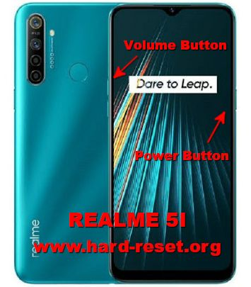 hard reset oppo readme 5i