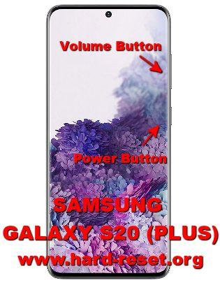 hard reset samsung galaxy s20 / galaxy s20 plus