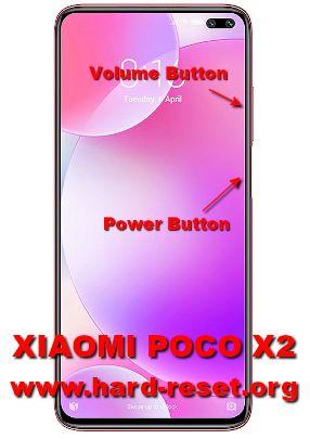 hard reset xiaomi poco x2 (special edition)