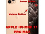 hard reset iphone 11 pro max