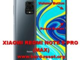 hard reset xiaomi redmi note 9 pro / note 9 pro max