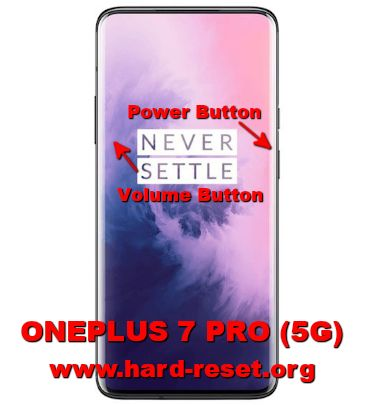 hard reset oneplus 7 pro (5g)