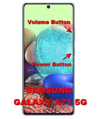 hard reset samsung galaxy a71 5g (SM-A716F / SM-A7156)