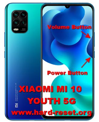 hard reset xiaomi mi 10 youth 5g