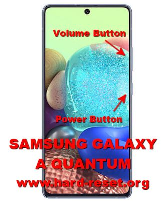 hard reset samsung galaxy a quantum