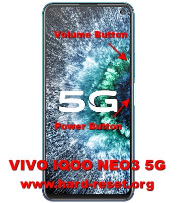 hard reset vivo IQOO neo3 5g