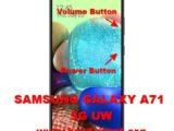 hard reset samsung galaxy a71 5g uw SM-A716V