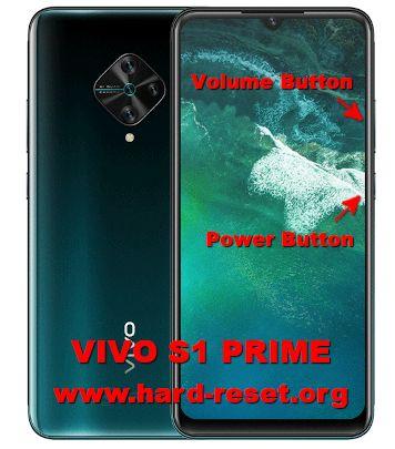 hard reset vivo s1 prime