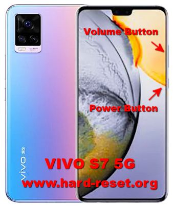 hard reset vivo s7 5g