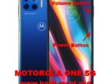 hard reset motorola one 5g