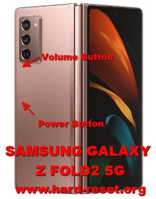 hard reset samsung galaxy z fold 2_5g