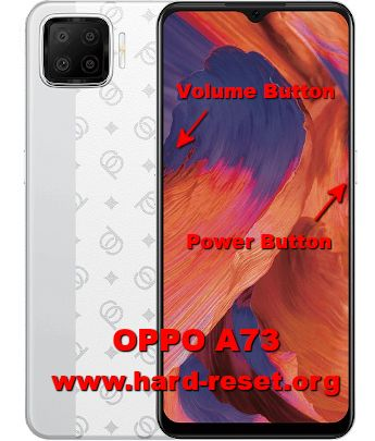 hard reset oppo a73