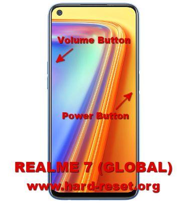 hard reset oppo realme 7 global RMX2155