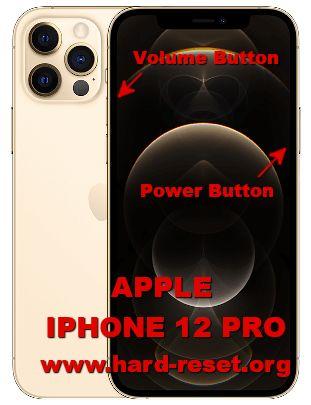 hard reset iphone 12 pro