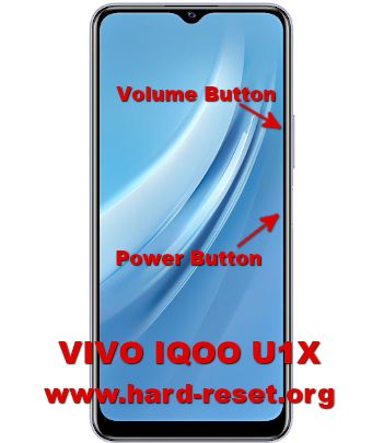 hard reset vivo IQOO u1x