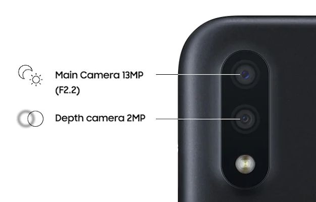 how to fix samsung galaxy a01 camera