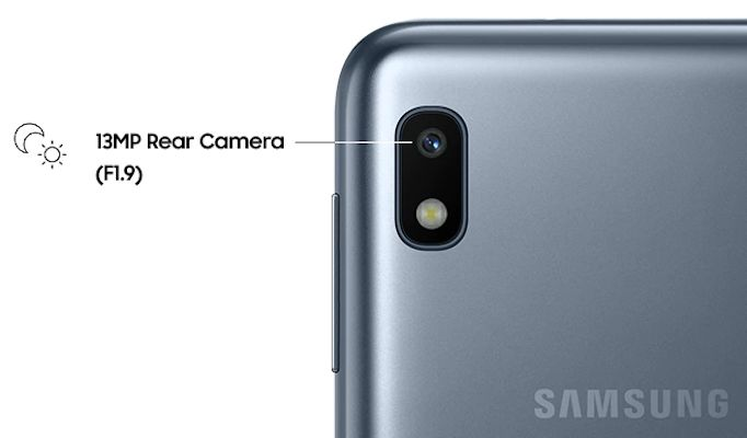 how to fix samsung galaxy a10 camera