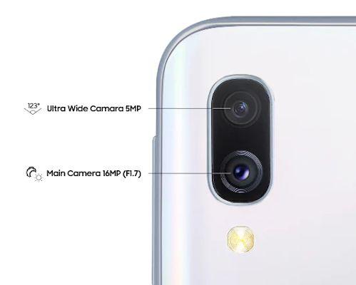fix camera issues on samsung galaxy a40