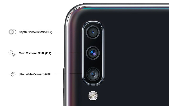 solutions for camera issues on samsung galaxy a70