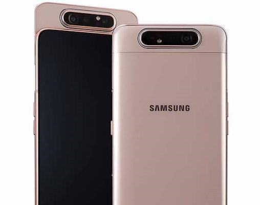 solution to fix camera on samsung galaxy a80
