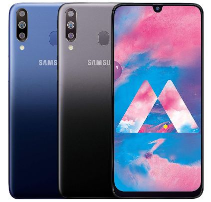 solution samsung galaxy m30 backup & restore important data