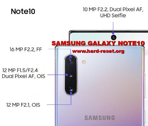 solution for camera issues on  samsung galaxy note10 / note10 plus