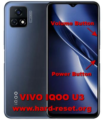 hard reset vivo IQOO u3