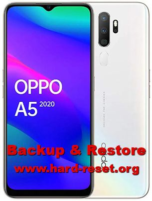 solutions to backup & restore data on oppo a5 2020