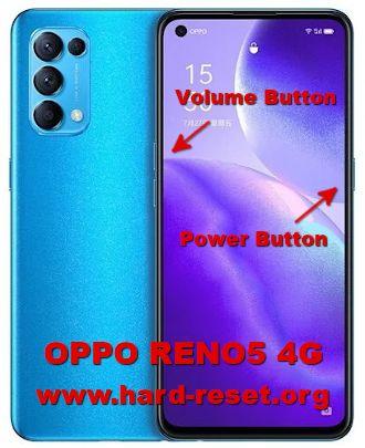 hard reset oppo reno5 4g CPH2159