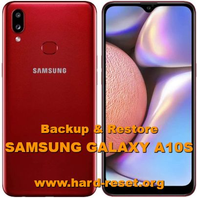 solution to bacup restore data on samsung galaxy a10s SMA107F