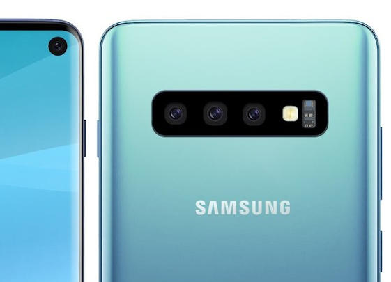 how to fix camera issues on samsung galaxy s10 / s10 plus problem