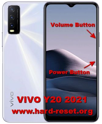 hard reset vivo y20 2021 mediatek