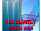 solution to fix lagging issues on oppo a53