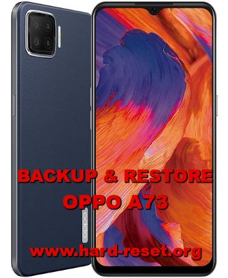 how to backup & restore data photos on oppo a73