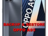 how to backup and restore data on oppo a93