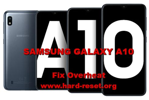 fix overheat hot temperatur issues on samsung galaxy a10