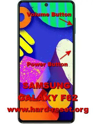 hard reset samsung galaxy f62