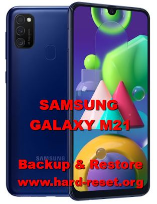 solutions to backup & restore data on samsung galaxy m21