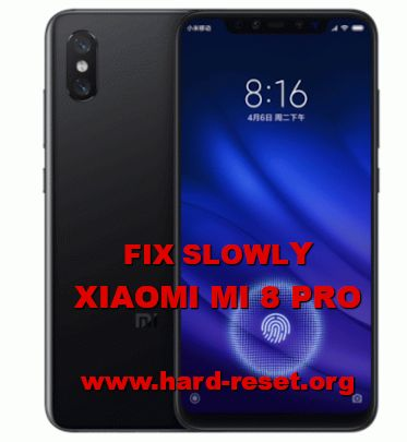 how to make faster xiaomi mi 8 performance