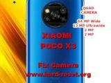 fix camera issues on xiaomi poco x3