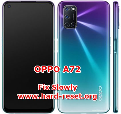 solutions to fix lagging slowly issues on oppo a72