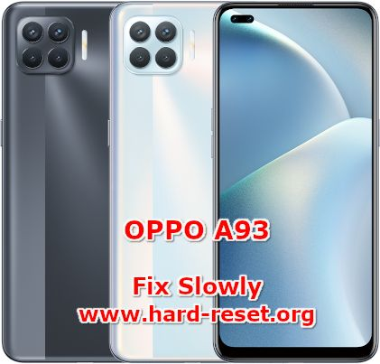 solutions to fix lagging issues on oppo a93