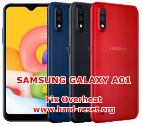 solution to fix overheat issues on samsung galaxy a01