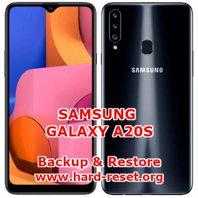 how to backup & restore data, photos, contact on samsung galaxy a20s
