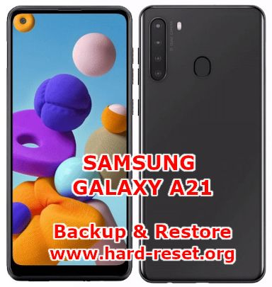how to backup & restore important data on samsung galaxy a21