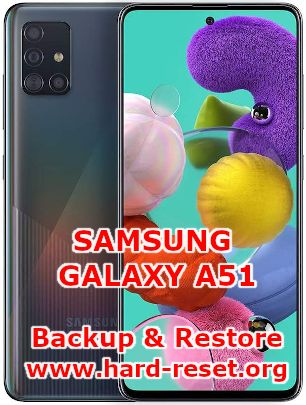 how to backup & restore data, contact, photos on samsung galaxy a51