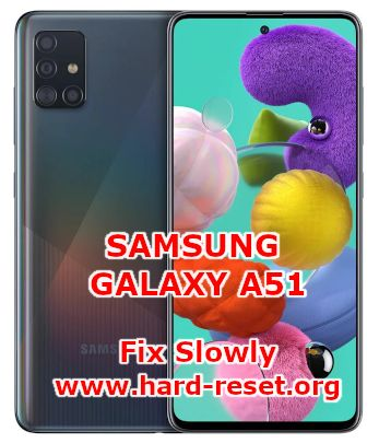 solution to fix lagging issues on samsung galaxy a51